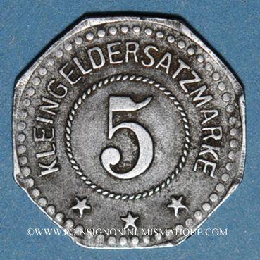 Münzen Allstedt. Ville. 5 pfennig n. d.