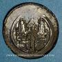 Münzen Alsace. Abbaye de Seltz . Denier (vers 1180-90)