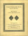 Antiquarischen buchern Ball R., vente aux enchères du 11.01.1926