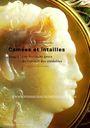 Antiquarischen buchern Bibliothèque Nationale. Camées et Intailles. 1995.2 volumes brochés (texte + planches)