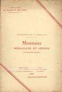 Antiquarischen buchern Bourgey, Paris, vente aux enchères, 05.05.1913, Collection de M. le Capitaine A. G.