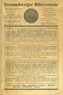Antiquarischen buchern Braunschweig Münzenhandlung, liste vente n° 2 April / Juni 1928