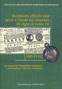 Antiquarischen buchern Charlet Chr. - Documents officiels pour servire à l'étude des monnaies du règne de Louis XIV