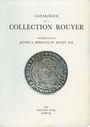 Antiquarischen buchern de la TOUR H. - Collection Rouyer J. - Jetons et Méreaux du Moyen Age. 1ère partie. Réimp 2000