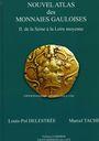 Antiquarischen buchern Delestrée /Tache - Nouvel Atlas des monnaies gauloises II : de la Seine à la Loire moyenne