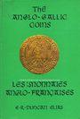 Antiquarischen buchern Duncan Elias E. R. - The anglo-gallic coins (les monnaies anglo-françaises). 1984