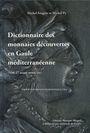 Antiquarischen buchern Feugère M. / Py M. - Dictionnaire des monnaies découvertes en Gaule méditerranéenne