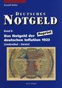 Antiquarischen buchern Keller A. - Deutsches Notgeld Band 7 + 8. Das Notgeld der deutschen Inflation 1923
