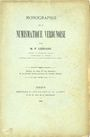 Antiquarischen buchern Liénard F. - Monographie de la numismatique Verdunoise. 1889. Extrêmement rare ! ! !