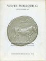 Antiquarischen buchern Monnaies et Médailles, Bâle, vente aux enchères n° 61, des 07-08.10.1982