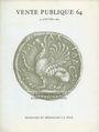 Antiquarischen buchern Monnaies et Médailles, Bâle, vente aux enchères n° 64, des 30.01.1984
