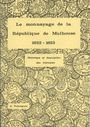 Antiquarischen buchern Poinsignon Alain - Le monnayage de la République de Mulhouse 1622-1625