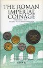 Antiquarischen buchern Roman Imperial Coinage -  volume 2, partie 1