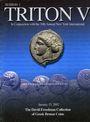 Antiquarischen buchern Triton V. ventes des 15-16.01.2002. Partie 1 + 2, 3 &4