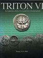 Antiquarischen buchern Triton VI. Vente des 14-15.01.2003