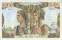 Banknoten Banque de France. Billet. 5000 francs, Terre et Mer, 10.3.1949