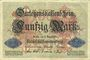 Banknoten Allemagne. Billet. 50 mark 5.8.1914, série Q