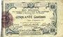 Banknoten Aisne et  Ardennes - Bon régional, Laon, billet, 50 cmes 19.9.1915, 3e série