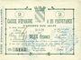 Banknoten Avesnes (59). Caisse d'Epargne et Prévoyance. Billet. 2 francs, série 3