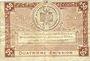 Banknoten Caen et Honfleur (14). Chambres de Commerce. Billet. 50 centimes, série C