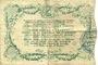 Banknoten Cambrai (59). Syndicat de Communes de la Région de Cambrai. Billet. 10 francs 10.5.1916, série I