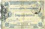 Banknoten Cambrai (59). Ville. Billet. 50 centimes 30.10.1914