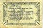 Banknoten Fontaine-Notre-Dame (59). Commune. Billet. 1 franc, série A