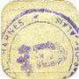 Banknoten Harnes (62). Commune. Billet. 10 centimes