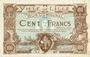 Banknoten Lille (59). Ville. Billet. 100 francs 11.4.1917, série A
