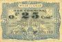 Banknoten Lille (59). Ville. Billet. 25 cmes 13.7.1917, série H