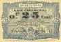 Banknoten Lille (59). Ville. Billet. 25 cmes 13.7.1917, série T