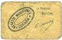 Banknoten Luchon (31). Ville et Canton. Billet. 10 centimes