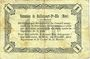 Banknoten Raillencourt-Ste-Olle (59). Commune. Billet. 1 franc 16.12.1915, série A