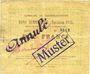 Banknoten Raimbeaucourt (59). Commune. Billet. 10 francs émission 1915, série A. Essai (Muster) annulé