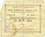 Banknoten Raimbeaucourt (59). Commune. Billet. 50 centimes 14.11.1914, série E