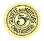 Banknoten Saint-Etienne (42). Chaléassière. Société des Moteurs. Billet. 5 centimes 31.12.1920