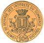 Banknoten Toul (54). Comité de Défense des Intérêts du Commerce Toulois. Billet. 10 centimes