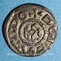 Münzen Charlemagne (768-814). Denier. Dorestad