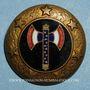 Münzen Etat Français (1940-1944).  Insigne rond. Francisque