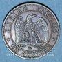 Gestohlene objekte 2e empire (1852-70), 1 cme tête nue 1856BB Strasbourg