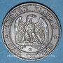 Gestohlene objekte 2e empire (1852-70), 2 cmes tête nue 1855BB Strasbourg, ancre