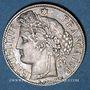 Gestohlene objekte 3e république (1870-1940), 1 franc Cérès 1887A
