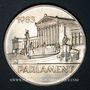 Gestohlene objekte Autriche. République. 500 schilling 1983. Parlement