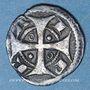 Gestohlene objekte Belgique. Flandres. Ypres. Maille à la croix longue, vers 1180-1220