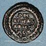 Gestohlene objekte Les Ostrogoths. Athalaric (526-534). Décanoummion. Rome