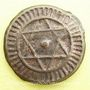 Gestohlene objekte Maghreb, 'Alawites, Sidi Muhammad IV (1276-90H), 4 fals 1286H, Fas