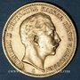 Gestohlene objekte Prusse, Guillaume II (1888-1918), 20 mark 1900A. 900 /1000. 7,96 gr
