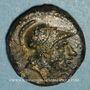 Gestohlene objekte République romaine. Monnayage anonyme, 245-235 av. J-C. Litra