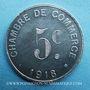 Gestohlene objekte Rouen, 5 cent 1918