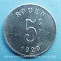 Gestohlene objekte Rouen, 5 cent 1920